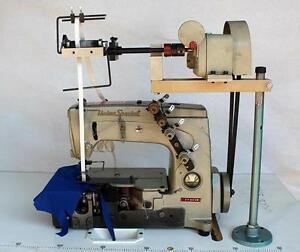 Union Special 57800b Coverstitch 3 needle Zero max Industrial Sewing Machine