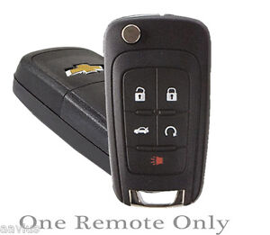Best Replacement Keyless Entry 5 Btn Remote Start Key Fob Alarm For Gm 13504199