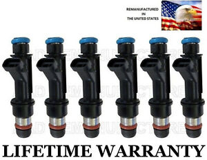 Genuine Delphi 6 Fuel Injectors For Buick Chevy Pontaic Oldsmobile 3 1l 3 4l