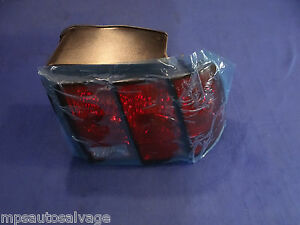 1999 00 01 02 03 04 Ford Mustang Right Hand Side Rh Tail Light 2 Xr3z 13404 aa