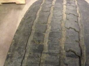Used All Position Radial L T Lt 235 85 16 Tire Tread Depth 3 32 To 5 32