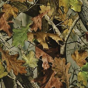 Hydrographics Film Refill Fall Leaves Camo Hydro Dipping Film Hc 243