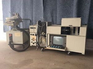 Perkin Elmer 3030 Atomic Absorption Spectrometer With Graphite Furnace And More