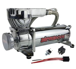 Air Compressor 580 Chrome 180 Psi Off Pressure Switch Relay For Bag Suspension