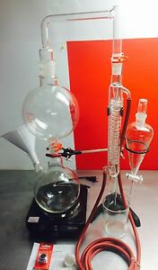 Essential Oil Steam Distillation Set