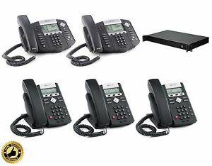 Voip Phone Package 2 Executive 3 Staff Phones Voip Appliance