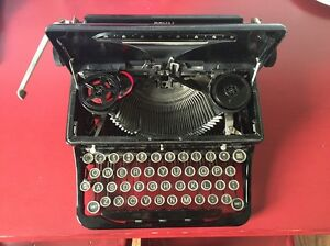 Royal Ribbon Typewriter