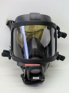 Interspiro Spiromatic Scba M l Medium Large Mask Nice