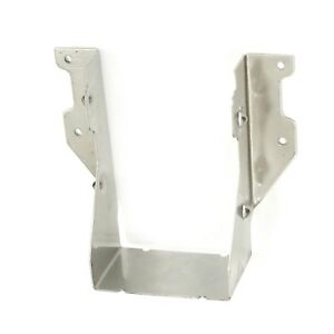 Simpson Lus26 2ss Double 2 X 6 Joist Hanger 316l Stainless Steel 10 Each