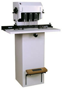 Lassco Spinnit Fmms 3 Paper Drill Fmms3 Triple Stationary Drill Free S h