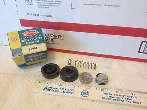 Chrysler Gm And Ford 1940 S To 70 S Wheel Cylinder Parts Nos Item 4963