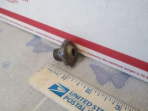 Studebaker Carburetor Parts Special Nut And Valve Item 8186