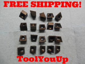 20 Pcs New Kennametal Wedge To Rebuild Face Mill Tool Holder Tooling Toolmaker