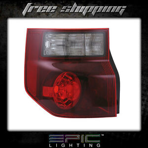Fits 2007 08 Honda Element Tail Light lamp Driver Side Left Only
