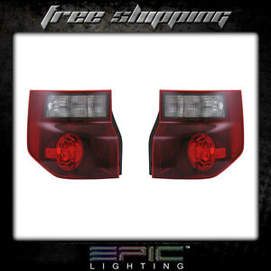 Fits 2007 08 Honda Element Tail Light lamp Pair Left And Right Set