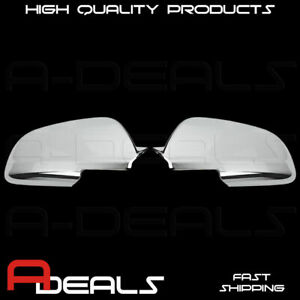 For Chevy Malibu 2008 2012 Chrome Full Mirror Covers