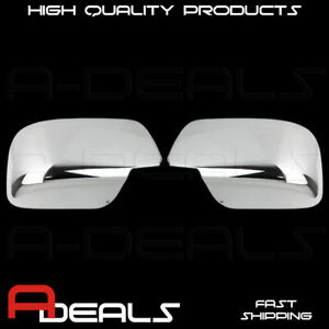 For Nissan Rogue 2008 2013 Chrome Full Mirror Covers