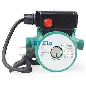 3 4 220v 3 speed Hot Water Circulation Pump Solar Heater Circulating Pump