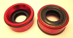 Set Of 2 Ford 9 Rear Inner Tube Axle Seal Racing Hot Rod Rear End Modified