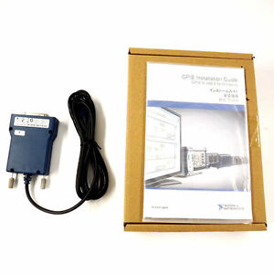 National Instrumens Ni Gpib usb hs Gpib Data Acquisition Card 778927 01 Ieee 488