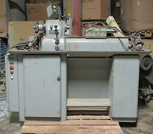 Feeler Speed Lathe hardinge Type