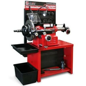 Ranger Rl 8500xlt Heavy duty Combination Brake Lathe With All Accessories