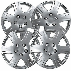 Replacement Hubcaps Wheel Cap Covers 15 Hub Caps For Toyota 42621 Ab110 4 Pack