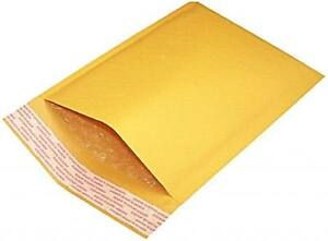Kraft Bubble Mailer Padded Envelopes different Size And Quantities