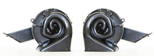 New 1969 1970 Ford Mustang Horn High Low Note Like Original Rh Lh Pair