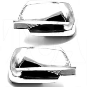For Chevy Malibu 2008 2009 2012 Chrome Full Mirror Covers Cover 08 09 10 11 12
