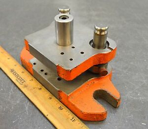 Producto Punch Press Die Shoe Tooling Pneumatic Die Frame Air Bench Press 004