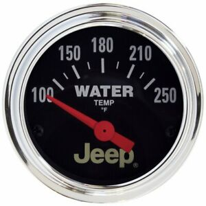 Autometer Water Temperature Gauge New 880241