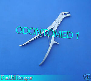 Duckbill Bone Rongeur Orthopedic Surgical Instruments