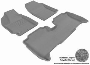 3d Maxpider Custom Fit Gray 1st 2nd Row Floor Liners For Scion Xd 13 14