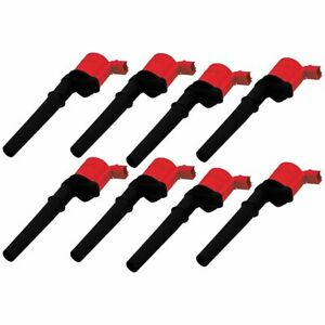 Msd 82448 Ignition Coil Ford Blaster Coil on plug Set Of 8