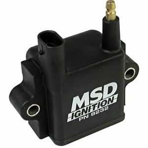 Msd 8232 Ignition Coil E Core Design Universal