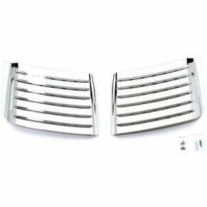 Putco Hood Vents Set Of 2 New For Chevy Chevrolet Silverado 2500 Hd 403523