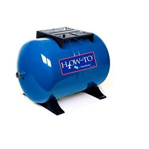 14 Gallon Ht 14hb Precharged Pre charged Water Well Horizontal Pressure Tank