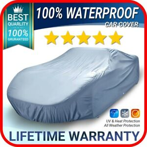 Fits Honda Civic Sedan 1988 1989 1990 1991 Car Cover Protects From Weather