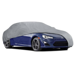 4 Layer Car Cover For Scion Fr S 2013 18 Outdoor Dust Scratch Protection