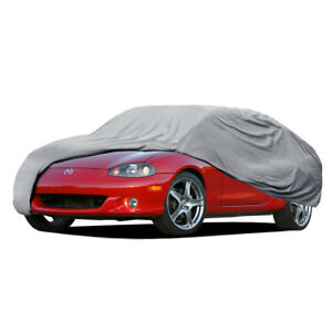 Car Cover For Mazda Miata Sp Sun Dust Proof Breathable Auto Protection