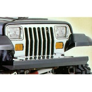 Outland 391150220 Front Rock Crawler Bumper For Jeep Cj 7 Cj 8 Wrangler Tj Yj