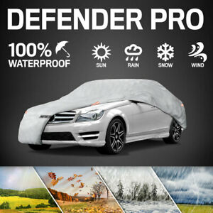 Car Cover For Ford Mustang 05 14 Outdoor Waterproof Sun Dust Uv Proof 5 Layer