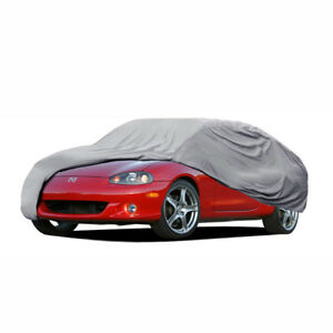 Car Cover For Mazda Miata Mx5 Protect Paint From Damage Dust Dirt Debris