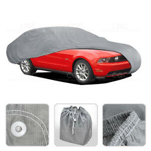 Car Cover For Ford Mustang 05 15 Outdoor Breathable Sun Dust Proof Protection
