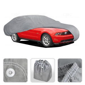 Car Cover For Ford Mustang 64 04 Outdoor Breathable Sun Dust Proof Protection Fits 1968 Mustang