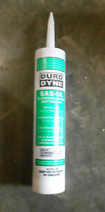 Duro Dyne Sas Duct Sealant 5029 Gray 10oz qty 9 s 2