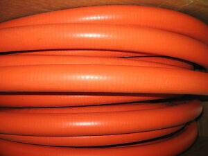Anamet 38931 Thermoplastic Pvc Jacket With Cord Packing 1 Efst Orange 100 Ft Ca
