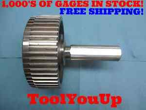 56 Teeth 10 20 Diametral Pitch 30 Degree Pressure Angle Go Spline Gage Tooling