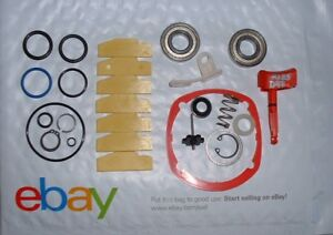 Ingersoll Rand 2135 Tk2 Tune Up Kit 2135 D93 Red Trigger Kit Black On Request